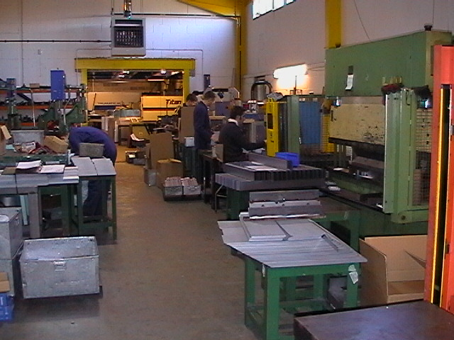Sheet Metal Workshop