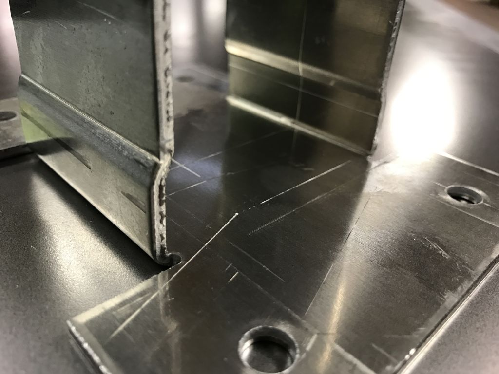 Joggled Sheet Metal Brackets And Their Uses In Uk Industry