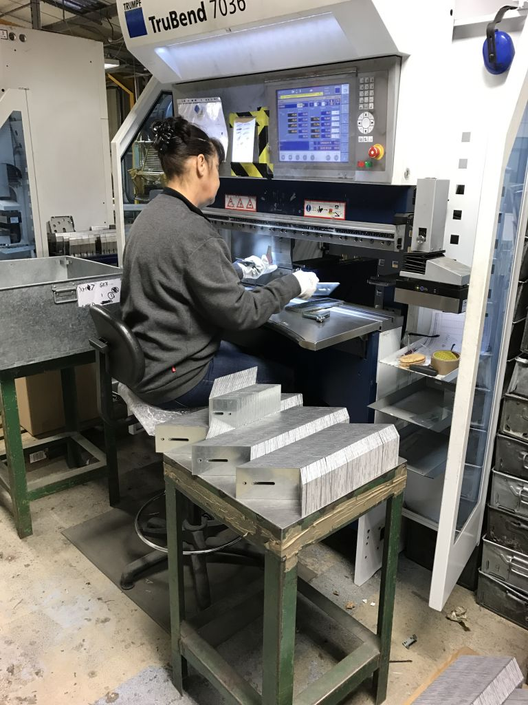 Manufacturing Sub Contract Sheet Metal Work In Great Britain